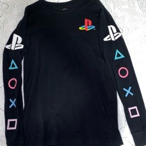 Play station long sleeve